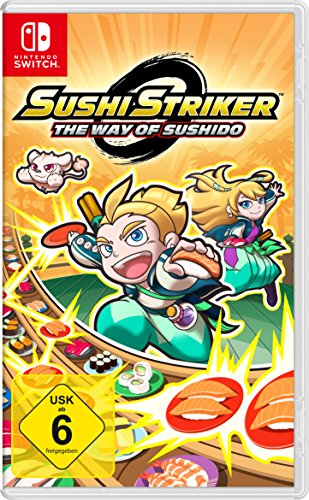 Sushi Striker: The Way of Sushido - [Nintendo Switch] -