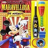 EL LIBRO DE MAGIA DE MICKEY MOUSE MAGIC SET (MAGIC SET BOOK)