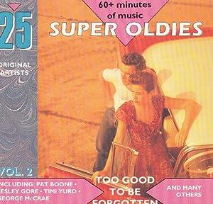 various -  25 Super Oldies - Vol. 2