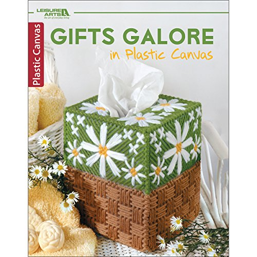 Gifts Galore in Plastic Canvas -