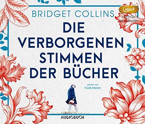 Buchseite und Rezensionen zu 'Die verborgenen Stimmen der Bücher' von Bridget Collins (Autor)
