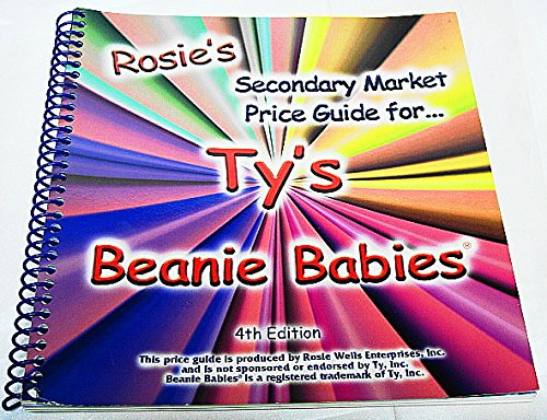 Rosie's Secondary Market Price Guide for Ty's Beanie Babies Beanie Wells