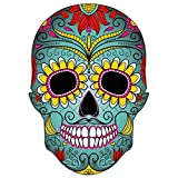 Cuadros Lifestyle 2D-Wandobjekt   Dekoartikel   Wanddekoration   Totenkopf   Skulls   Mexican Sugar Skull, Größe:30x40 cm