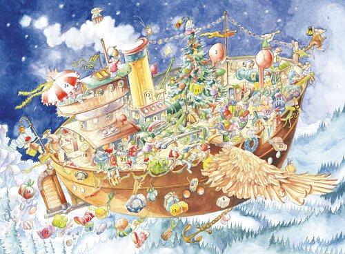 Christmas with the Boatmice Advent Calendar