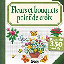 Fleurs et bouquets au point de croix