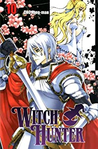 Witch Hunter Edition simple Tome 10