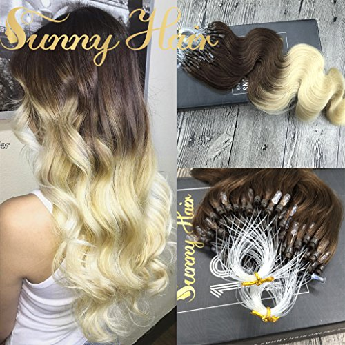 sunny-50g-100-strands-remy-micro-ring-loop-100-human-hair-ombre-chocolate-brown-to-bleach-blonde-bod