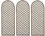 Set von 3Weiden-Gitter gebogen Gardman 07522bei