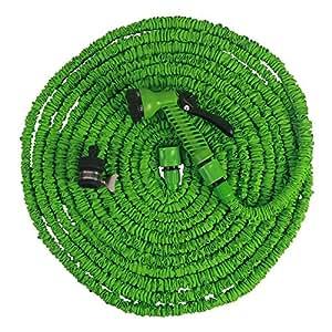 Wasserschlauch, Gartenschlauch, Länge 7,5m bis 30m ausgedehnt (30m)