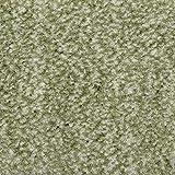 Vorwerk Imo-Premium melierter Velours textiler Teppichbodenbelag Struktur Auslegeware 7143500039 hellgrün - Breite 4m - Länge je Stück 1m
