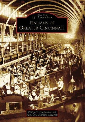 (ITALIANS OF GREATER CINCINNATI) BY Ciafardini, Philip G.(Author)Paperback on (05 , 2008)