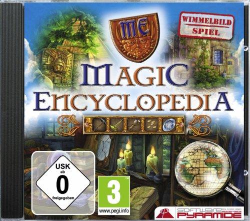 ak tronic Magic Encyclopedia [Software Pyramide]