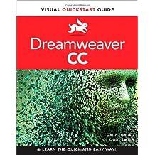 Dreamweaver CC: Visual QuickStart Guide (Visual QuickStart Guides) by Tom Negrino (2013-09-10)