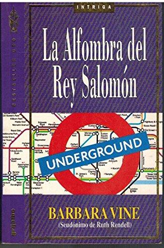 La Alfombra Del Rey Salomón descarga pdf epub mobi fb2