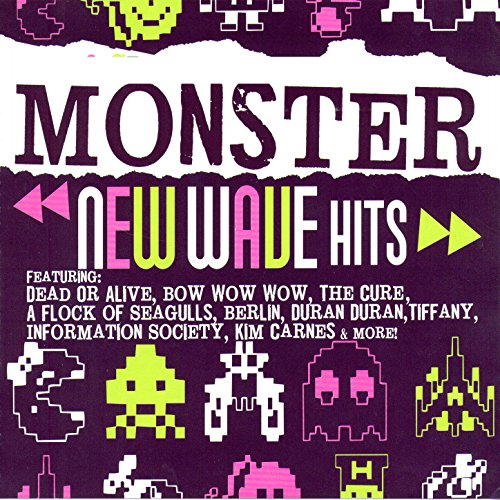 Monster New Wave Hits