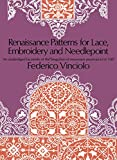 Telecharger Livres Renaissance Patterns for Lace Embroidery and Needlepoint An unabridged Facsimile of the Singuliers et nouveaux pourtraicts of 1587 edition en langue anglaise (PDF,EPUB,MOBI) gratuits en Francaise