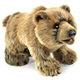 Folkmanis, Grizzly-Bär-Handpuppe