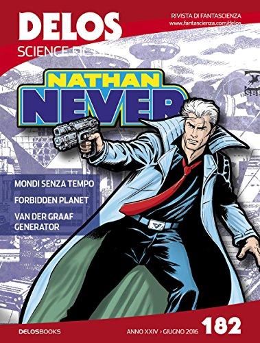 Delos Science Fiction 182 di Carmine Treanni