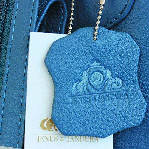 Jenes & Jandura, Borsa a zainetto donna blu blu navy blu navy