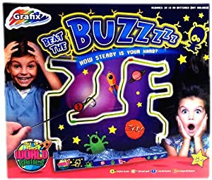 Beat The Buzzer - Buzz Wire Puzzle Set
