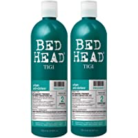 TIGI Bed Head Urban Anti+Dotes Recovery Level 2 Shampoo & Conditioner per Capelli Idratati - 1500 g