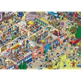 Gibsons Oops School for Scoundrels Jigsaw Puzzle (1000-Piece)