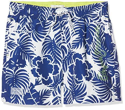 Pepe Jeans Palm Costume da Bagno, Multicolore (Multi 0Aa), 15-16 Anni (Taglia Produttore:...