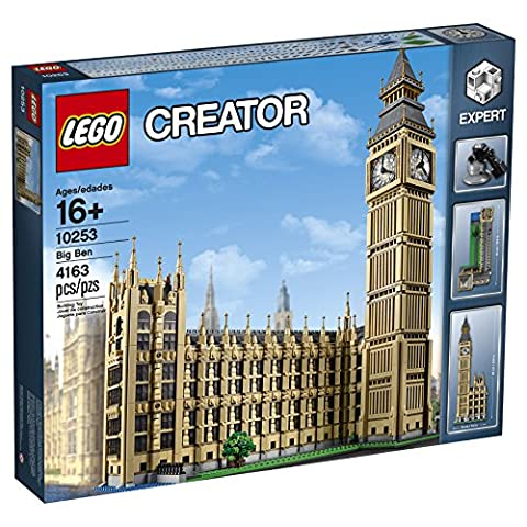 LEGO Creator Expert 10253 Big Ben Building Kit by