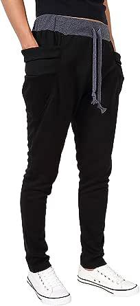 Clearlove Men's Casual Jogger Pockets Pants Sweatpants