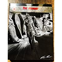 The Mummy 2017 Alex Ross Collection Full HD UK Exclusive Steelbook Blu-ray Region Free