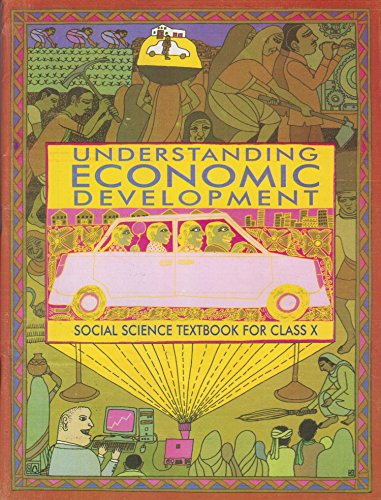 Understanding Economic Development – Textbook in Social Science for Class – 10  – 1070 61X7zkAbs3L