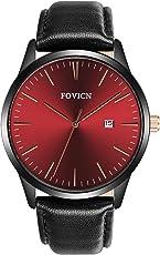Uhren, Herren Fashion Lässig Schlank Armbanduhr Analog Datum Wasserdicht Quarz Uhren