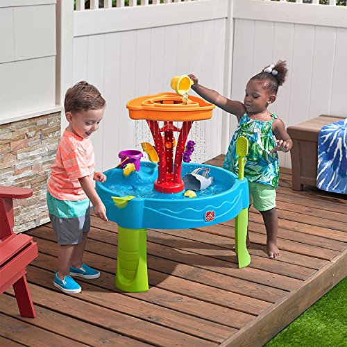 Step 2 COS1185713 Summer Seaside Duchas Splash Play