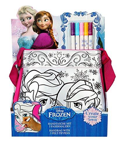 undercover-frqa2420-bolso-bandolera-para-pintar-disney-frozen-incluye-5-pintores-de-fibra-acerca-de-