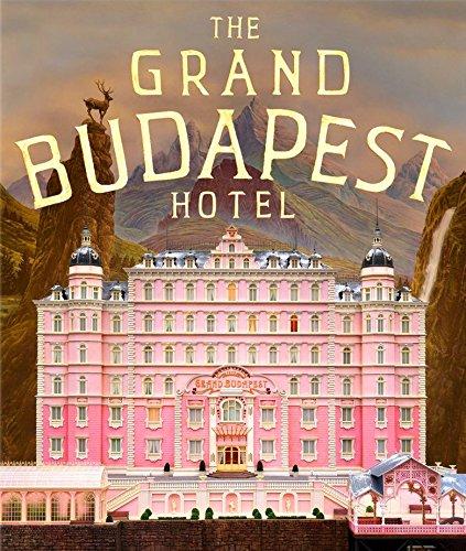 Preisvergleich Produktbild The Grand Budapest Hotel 24x28 inch / 60x71 cm Plastic Poster Kunststoff Plakat Wasserdicht / Anti-Fade / Kann auf den Außenbereich / Garten / Badezimmer 1TJ-64CD / 846A