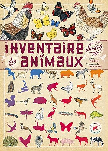 Inventaire illustré des animaux (JEUNESSE)