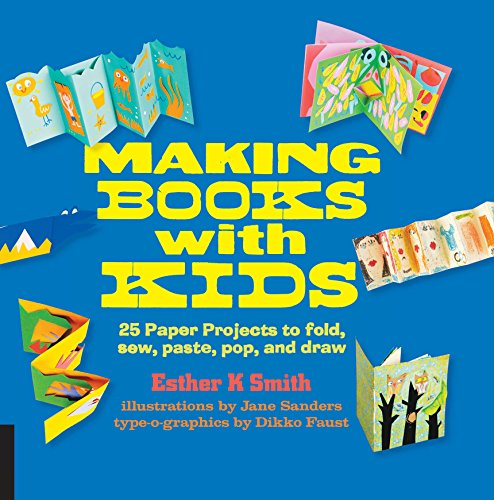 Making Books with Kids (Hands-On Family) (English Edition) PDF Books