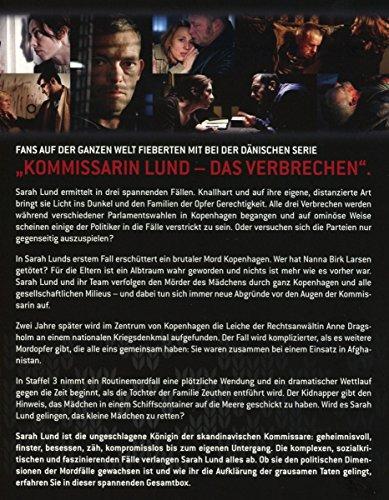 Kommissarin Lund - Die komplette Serie - 10 Jahre Jubiläums-Edition [Blu-ray]: Alle Infos bei Amazon