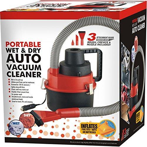 61X8Vo7cKdL. SS500  - 12V WET DRY VACUUM CLEANER CAR VAN CARAVAN BOAT FLOOR AIR PUMP INFLATOR FOR TOYS
