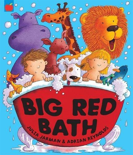 Big Red Bath by Julia Jarman (2005-03-03)