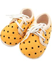 Sunward Baby Boys' Stars Printed Toddler Anti-Slip Soft Shoes