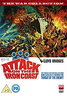 Attack on the Iron Coast [Non USA PAL Format] by Lloyd Bridges