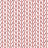 HIGGS rein - PFEIL Streifen - Erröten - Baumwolle Stoff
