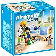 Playmobil - Doctor con niño (66610)
