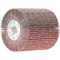 12,600 RPM 1-1//2 Diameter 3 Layers Pack of 20 280 Grit PFERD 44209 Polinox Non-Woven Abrasive Cross Buffing Wheel