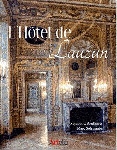 L'hôtel de Lauzun par Raymond Boulharès