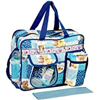 Bey Bee - Mama's Bag {Diaper Bag} (Dark Blue)