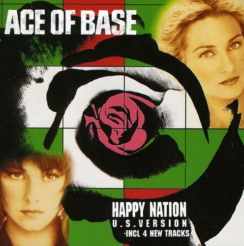 Ace Of Base: Happy Nation (U.S.Version) (Audio CD)