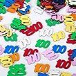 Folat Zahlenkonfetti - 100 -