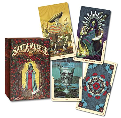 Santa Muerte Tarot: 78 full colour tarot cards and instructions